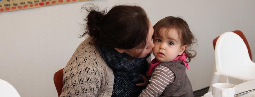 Zeit für Mütter und Kinder