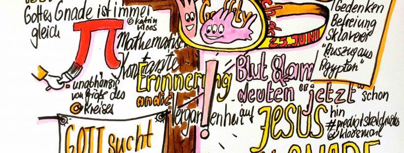#predigtsketchnotes von @kloosmail Copyright Katrin Kloos