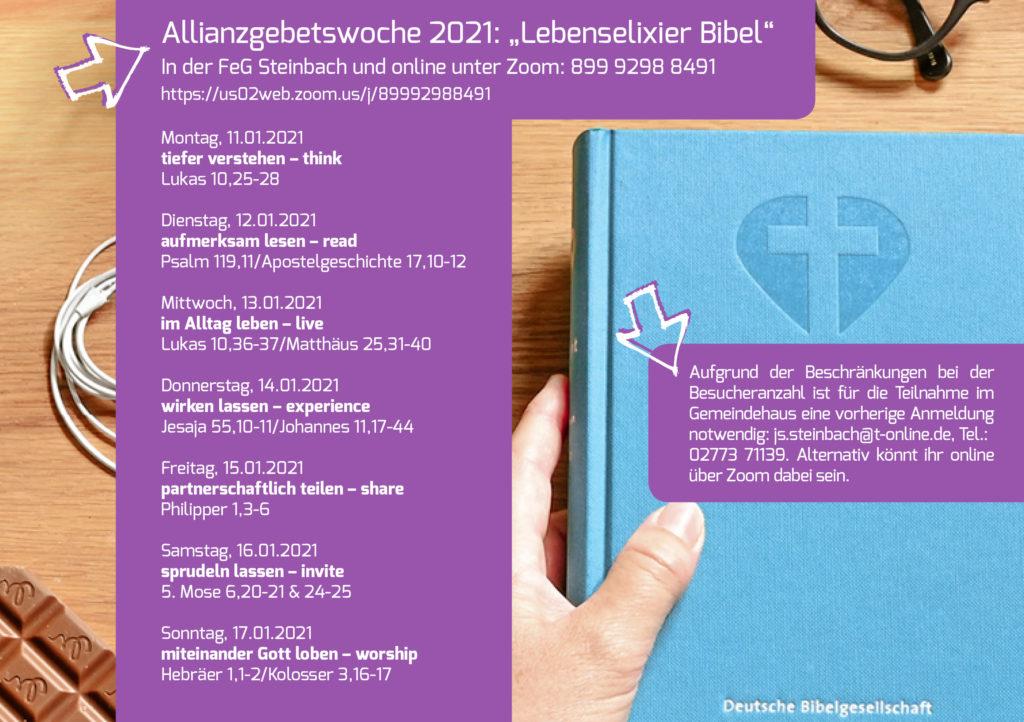 Lebenselixier Bibel